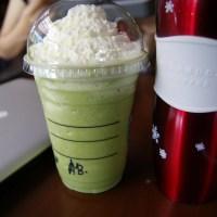 Matcha Frap @ Starbucks Setia Tropika